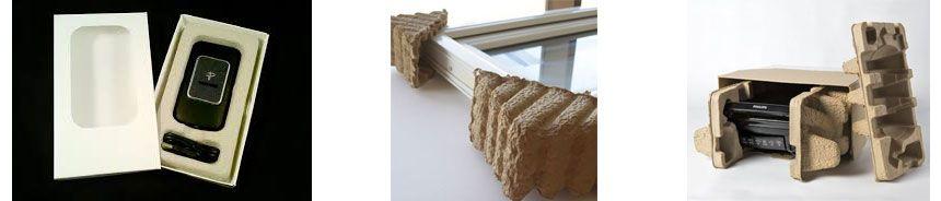 rellenos boxes celulosa moldeada